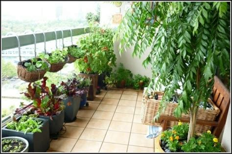 Balkon Garten Anlegen by Garten Auf Dem Balkon Anlegen Balkon House Und Dekor