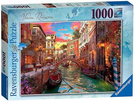 Buy Ravensburger Venice Romance 1000pc Jigsaw Puzzle | GAME