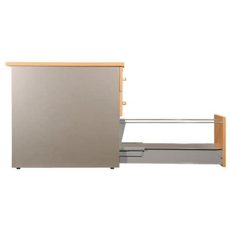bureau 60 cm de large caisson de bureau 3 tiroirs profondeur 60cm lemondedubureau
