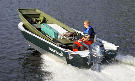 Kingfisher Tiller Boats For Sale by Multi Species Kingfisher Boats For Sale