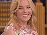 Actress Elizabeth Banks spoke to a Dunkin' Donuts exec ...