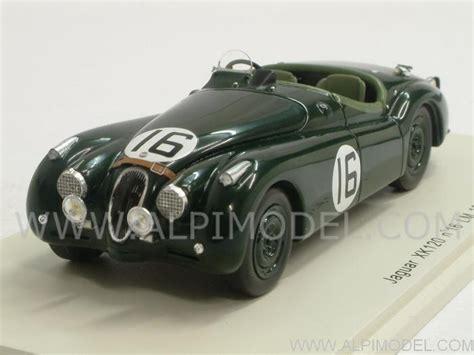 spark-model Jaguar XK120 #16 Le Mans 1950 Whitehead ...
