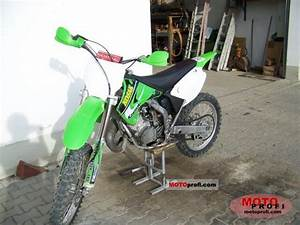 Pictures 1983 Kx125