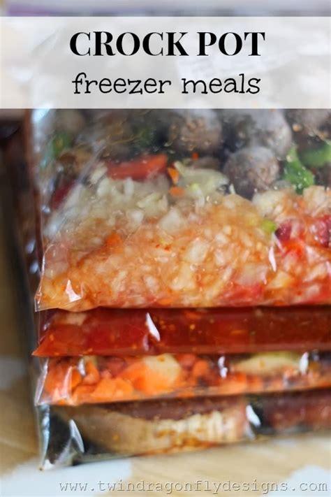 crock pot freezer meals 187 dragonfly designs