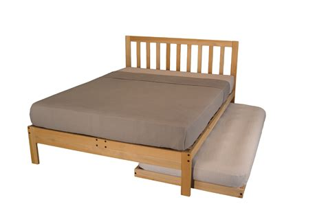 The Futon Store by Unfinished Platform Bed With Headboard The Futon Store