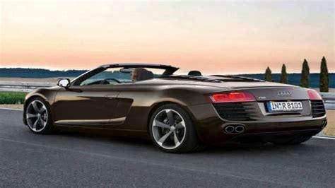 The Gallery For --> Matte Black Audi R8 Spyder