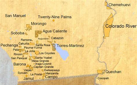 tribes region  southern california  epa
