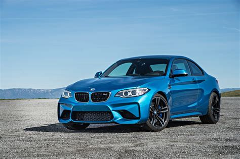 2016 bmw m2 review automobile magazine
