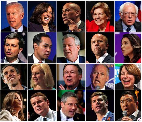 democratic primaries key presidential election