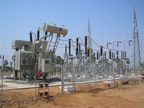 electrical substation power  station service provider