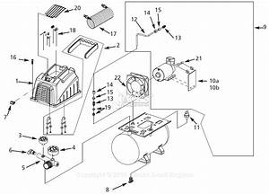 Campbell Hausfeld Fp204700 Parts Diagram For Air