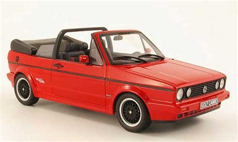 golf 1 cabrio sportline volkswagen golf 1 cabriolet sportline ottomobile diecast model car 1 18 buy sell diecast