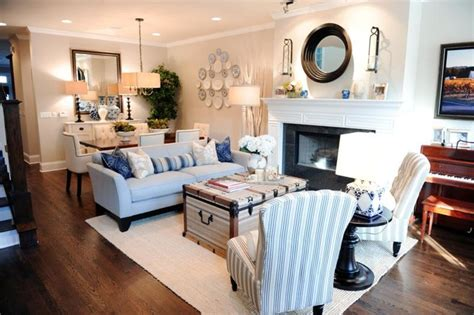5 Tips For Decorating A Combined Living & Dining Room