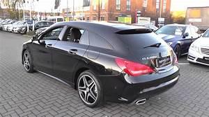 Mercedes Classe Cla Amg : mercedes benz cla class shooting brake cla 200 d amg sport shooting brake u24292 youtube ~ Medecine-chirurgie-esthetiques.com Avis de Voitures