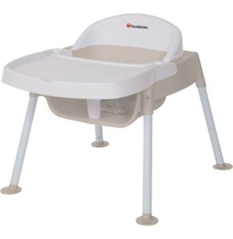foundations toddler feeding chair with tray fnd 4609