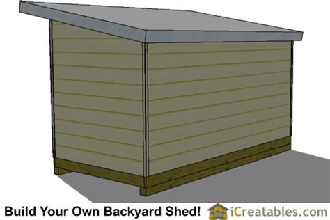 8x16 Shed Material List by 8x16 Modern Shed Plans Studio Shed Office Shed Plans