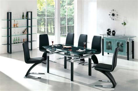 Quality Black Dining Room Sets For Home