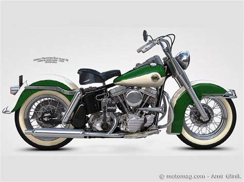 109 Best Images About 1960's Harley Panhead Era On