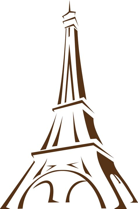 fileeiffel tower icon openclipartsvg wikimedia commons