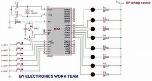 8051 Microcontroller  U2013 Electronicswork
