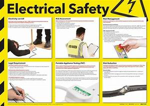 electrical safety poster seton uk With electrical safety posters