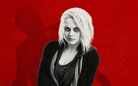 wallpaper rose mciver izombie   tv series