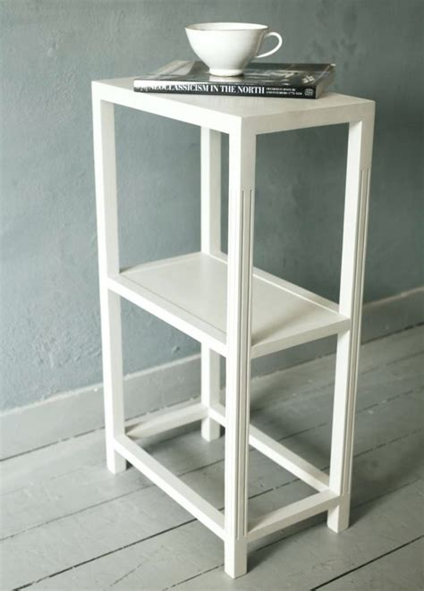 small white table l narrow bedside table white small bedside tables uk
