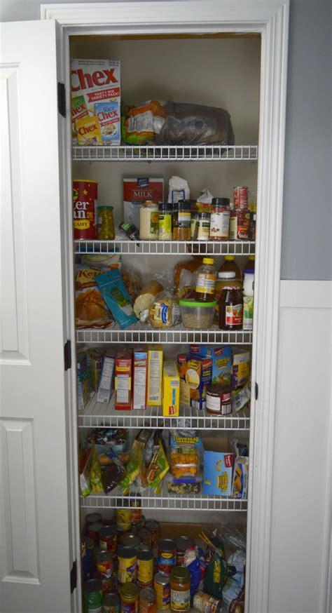 pantry organization  key   functional kitchen