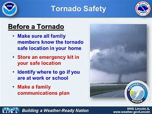 Tornado Safety Guidelines