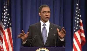 Hail to the comedian-in-chief: SNL unveils cast member Jay ...