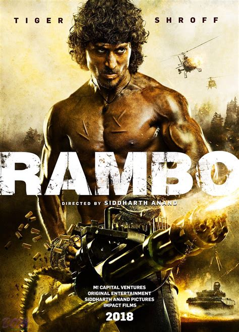 rambo    poster bollywood pic update
