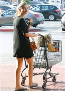 Stefanie Scott Ralphs Grocery Store Studio City