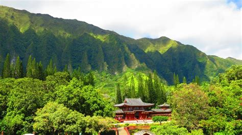 Valley Of The Temples–oahu