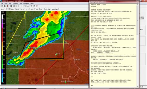 update  funnel reported  miles south  sauk centre