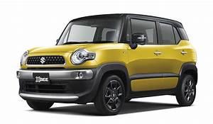Suzuki Hybride 2018 : 2018 suzuki xbee is a hustler ignis mashup with mild hybrid turbo power autoevolution ~ Medecine-chirurgie-esthetiques.com Avis de Voitures