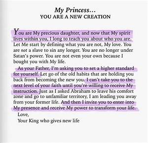 89 best images about love letters on pinterest facebook With love letters from god to his princess