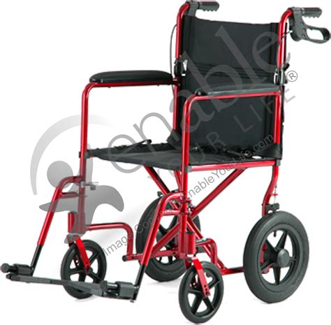 Invacare Transport Chair Manual by Invacare 174 Deluxe Lightweight Aluminum Transport Wheelchair