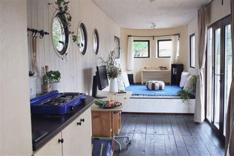 Minihaus Leben Im Wohnwagon by Der Wohnwagon Das Energieautarke Eigenheim F 252 R