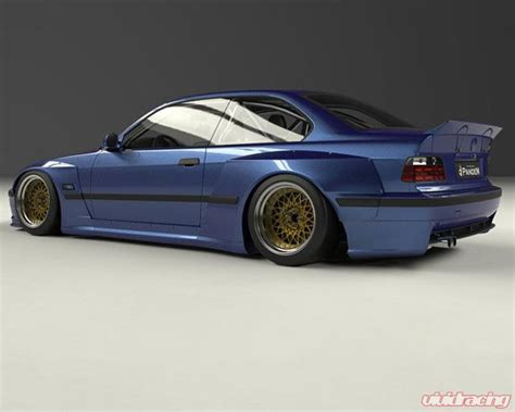BMW E36 Wide Body