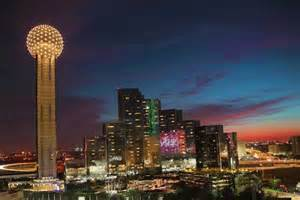 reunion tower in dallas restaurants tour texas