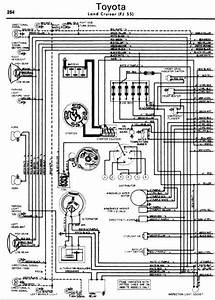 2004 Toyota Land Cruiser Wiring Diagram Original