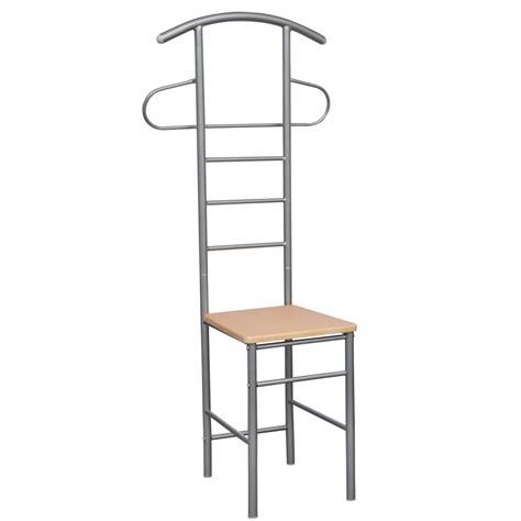 chaise valet de nuit la boutique en ligne chaise valet de nuit bois et métal