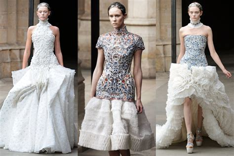 Sarah Burton Wins Raves For Her Second Alexander Mcqueen