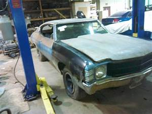 1971 chevrolet chevelle s match solid car barn find for sale With car barn auto sales