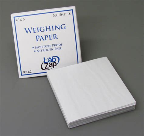 Weighing Boat Paper by Balances Scales Weights Weigh Boats Dishes 99 62