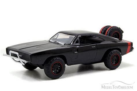 1970 Dom's Dodge Charger Off-road Hard Top, Black
