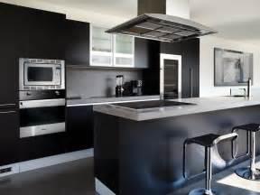 black kitchen design ideas black kitchens and kitchen cabinets on idolza