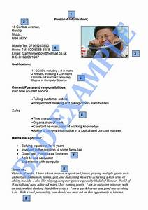 Examples Of Good And Bad Cvs Cv Cover Letter Proofessor