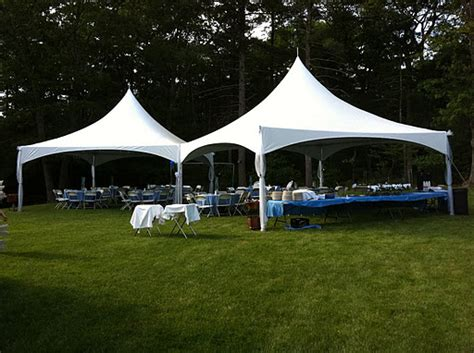 Backyard Tent Rentals by Back Yard Tent After