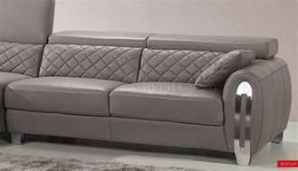 grey sofa light grey italian leather modern sectional sofa